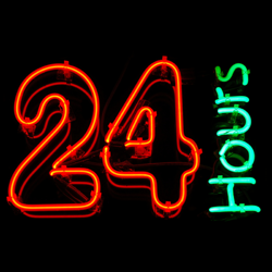 24 Hour Spread Betting