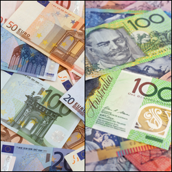 Euro - Australian Dollar Spread Betting