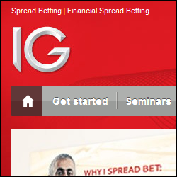 IG Group Spread Betting