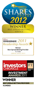 IG - Best Spread Betting Provider