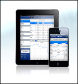 Plus500 iPad Trading Apps